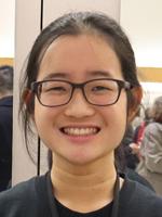 Jackie Liu Volunteer of the Month